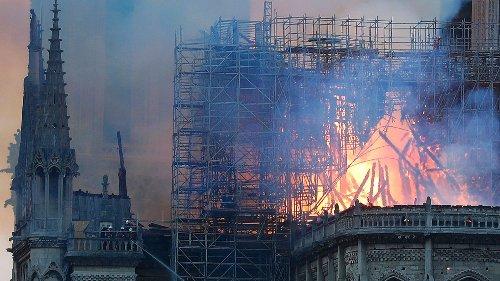Zwei Jahre nach Brand in Notre Dame: Wiederaufbau läuft