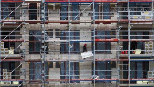 Sozialer Wohnungsbau wird immer teurer - und seltener