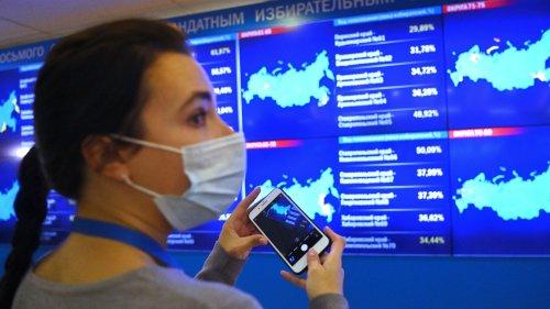 Regierungspartei führt klar bei Parlamentswahlen in Russland