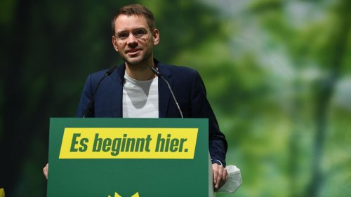 Von Sarnowski neuer bayerischer Grünen-Landeschef