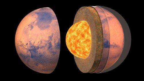 InSight: Mars liefert tiefe Einblicke in sein Inneres