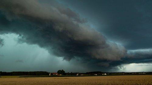 Wetterumschwung im Freistaat bringt Gewitter und Regen