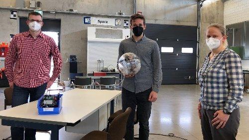Roboter der Uni Würzburg sollen Mondhöhlen erforschen