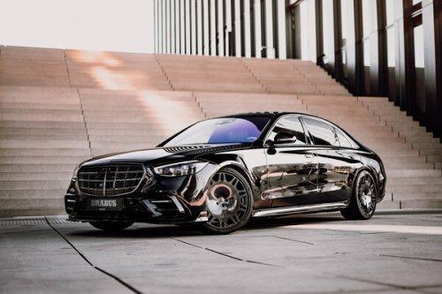 BRABUS refines the new Mercedes S-Class  - News & Events - BRABUS