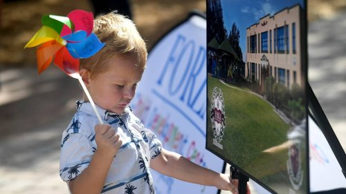 What happens when old meets new? Historic Parrish Schoolhouse becomes a school again
