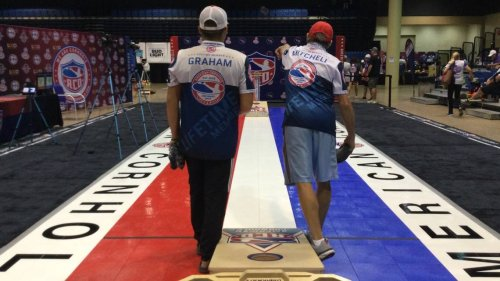 What can cornhole do for you? For Manatee, championship boosts economy and friendship