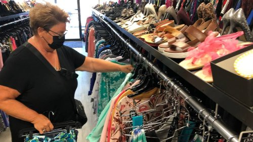 Curv Exchange offers stylish fashions for plus size women in a nonjudgmental setting