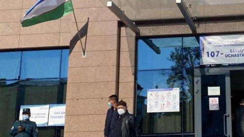 Haushoher Wahlsieg für Mirsijojew in Usbekistan erwartet