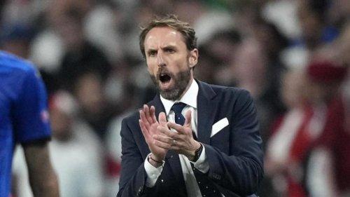 Englands Nationaltrainer Southgate ruft zum Impfen auf
