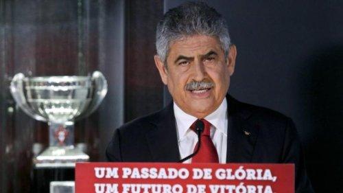 Betrugsaffäre: Benfica-Präsident Vieira zurückgetreten