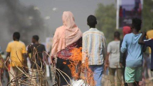 EU droht Putschisten im Sudan mit Abdrehen des Geldhahns