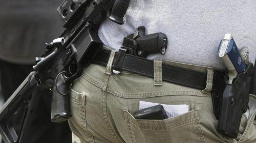 """Die andere """"Epidemie"""": Waffengewalt in den USA"""