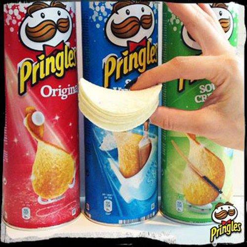 Pringles: Das sind die verrücktesten Sorten der Welt! | BRAVO