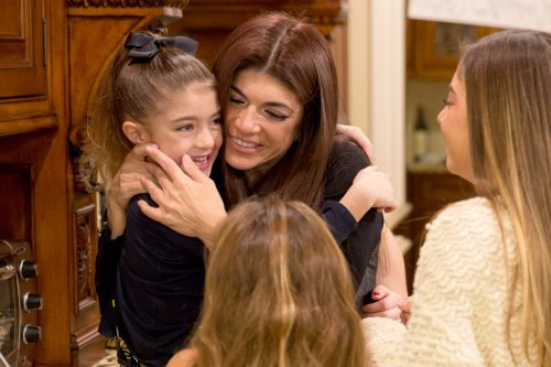 Teresa's Lawyer Shares Heartwarming Behind-the-Scenes Info on the RHONJ Moment She Came Home from Prison | Bravo TV Official Site