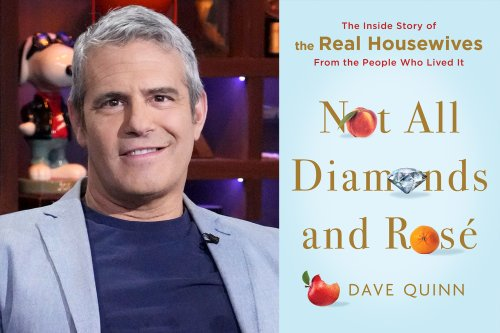 Get Ready for the Andy Cohen-Approved Book That Reveals the Inside Story of The Real Housewives   Bravo TV Official Site