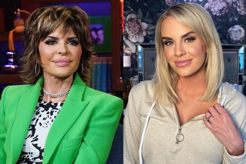 This Is Exactly How Lisa Rinna Feels About Whitney Rose's Impression of Her | Bravo TV Official Site