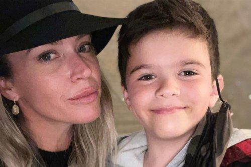 "Teddi Mellencamp Arroyave Calls Her Son a ""Brave Boy"" for Wearing Headgear to Fix His Underbite   Bravo TV Official Site"