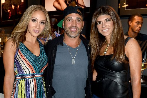 Melissa Gorga Details Joe's Approach to Teresa Giudice Drama in the Early Days of Their Relationship   Bravo TV Official Site