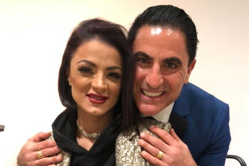 "Reza Farahan Explains How Motherhood ""Completely"" Changed Golnesa ""GG"" Gharachedaghi | Bravo TV Official Site"