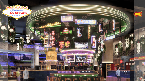 Singapore Hawker-Style Food Hall to Open in Las Vegas