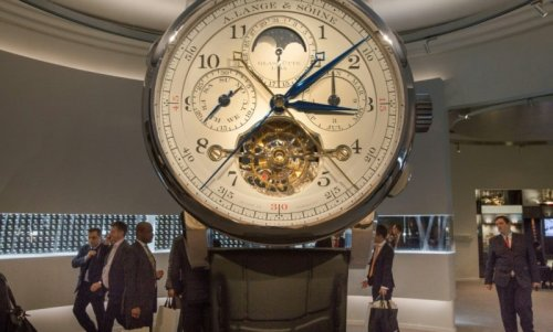 Swiss Watch Expo Switches to Shanghai after Virtual Debut