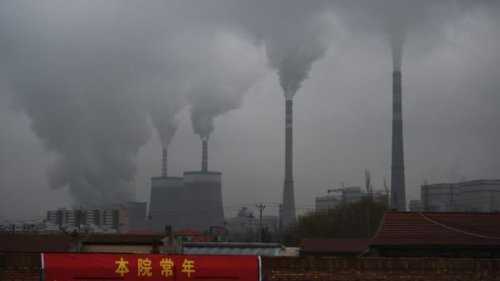 China's Environmental Data: The World's Biggest Polluter in Numbers