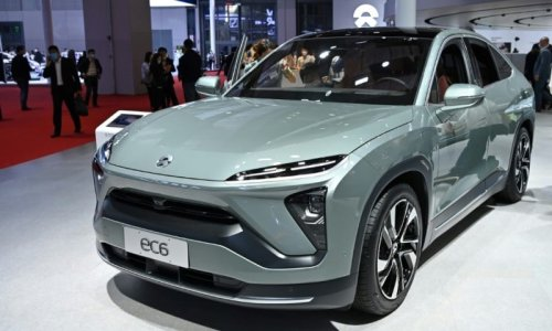 China Tech Stampede into Electric Cars Sparks Auto Sector Buzz