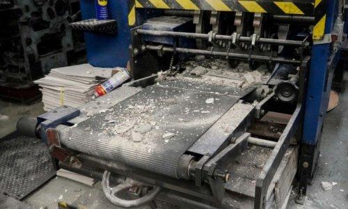 Epoch Times Defiant after Hong Kong Printing Press Attacked