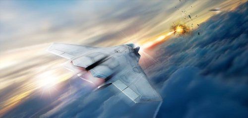 Rapid Pulse Laser Weapons Could Be The Pentagon's Future Edge