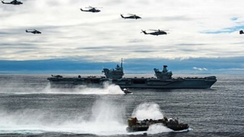 NATO told about the possibility of a strike on Russia in the Black Sea