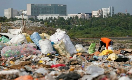 Recycling of garbage turned out to be a threat to the planet