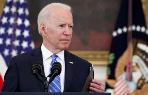 The U.S. named Biden's dangerous mistake