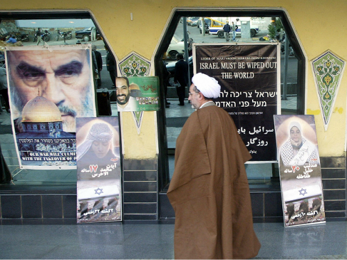 Iran Vows Revenge (Again) Against Israel After Sabotage at Nuclear Site