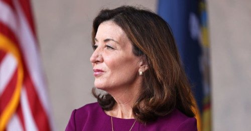 WATCH: Gov. Kathy Hochul Says the Unvaccinated 'Aren't Listening to God'