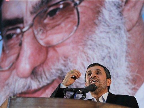Iran State TV Says Ahmadinejad Will Run in Presidential Race