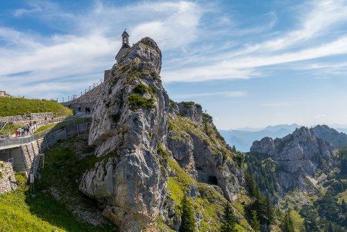 Die schönsten Berggipfel zwischen Chiemsee und Tirol