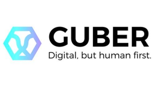 Guber presenta al mercato la nuova brand identity