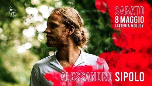 Brescia: Alessandro Sipolo alla Latteria Molloy