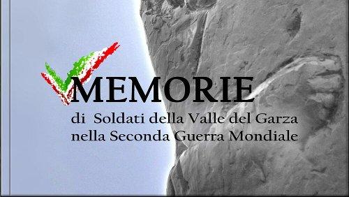 """Nave: """"Memorie di Soldati della Valle del Garza nella Seconda Guerra Mondiale"""""""