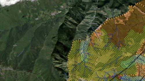 Secoval con Prometeo è la prima in Italia a realizzare un'infrastruttura cartografca interamente in house
