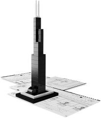 Random set of the day: Sears Tower