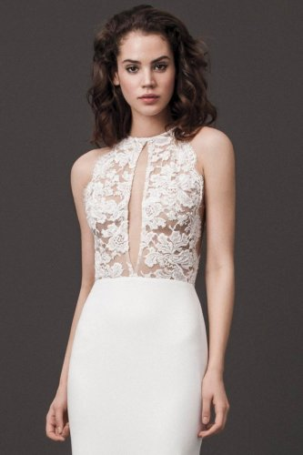 4 Daring Wedding Dresses with Cut-Outs