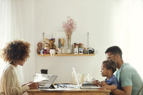 How to Keep Your Relationship Healthy While Working From Home Together
