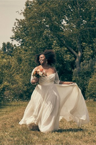 The Biggest Fashion Trends For a Second Wedding In 2021