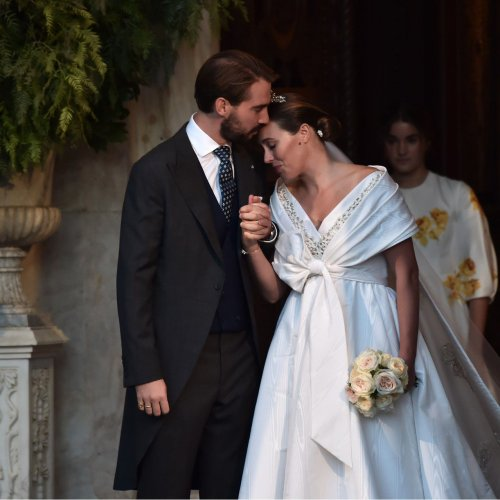 All the Grand Details From Prince Philippos and Nina Flohr's Royal Wedding in Greece