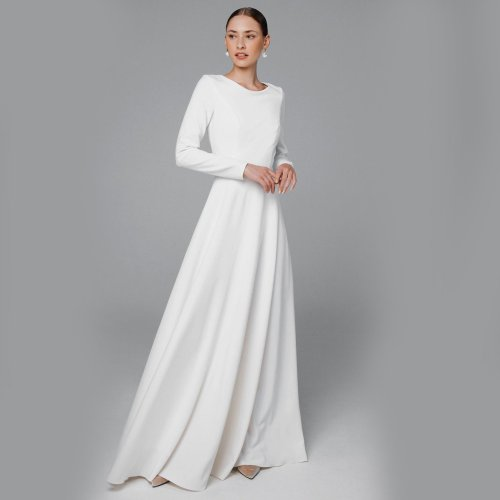 24 Modest Wedding Dresses for Every Bridal Style
