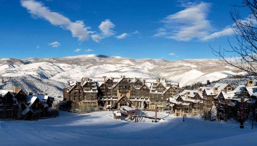 The 5 Most Romantic Ski-In, Ski-Out Honeymoon Retreats for Ski Bums