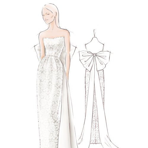 Preview the New Wedding Dresses Brides Will Be Wearing This Year and Beyond!