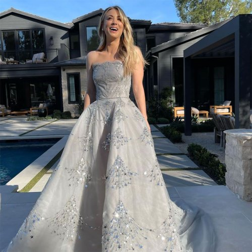 Every Wedding-Worthy Look From the 2021 Golden Globes