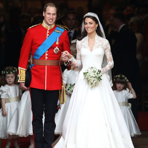 Everything You Need To Know About Kate Middleton's Wedding Dress